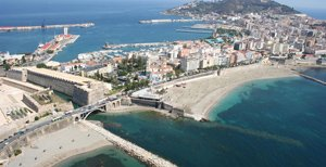 Sellar paro Ceuta